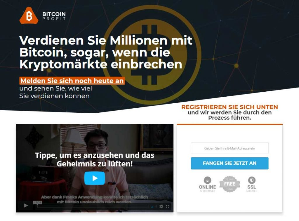 Profitto Bitcoin