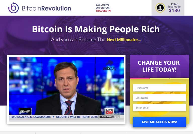 Bitcoin Revolution Review – Is it SCAM or LEGIT broker?