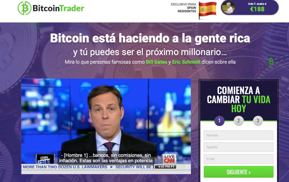 Crypto Trader fiable o estafa