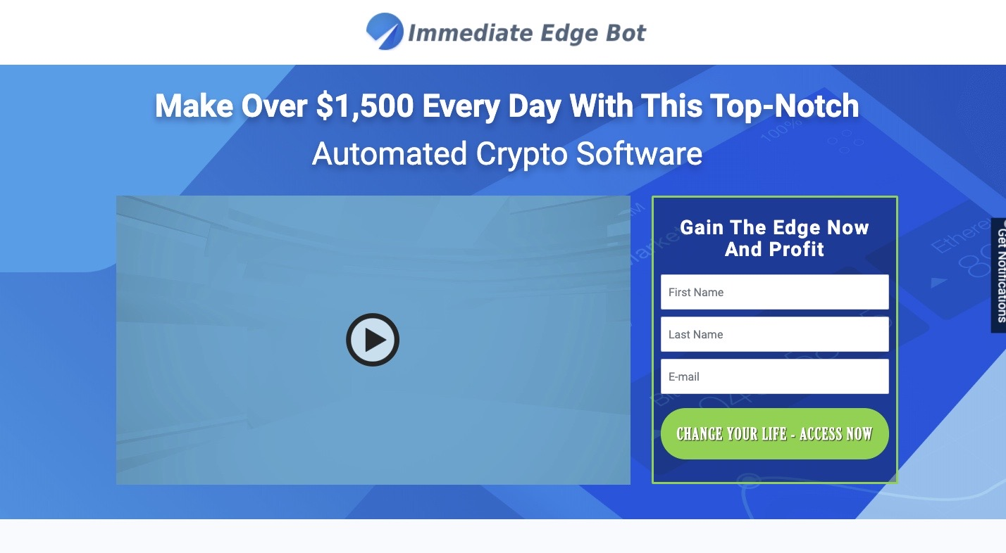 Immediate Edge Review – Is it SCAM or LEGIT broker?